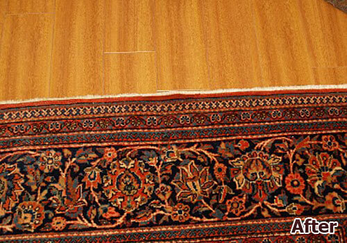 Affordable Rugs Fraying Repair