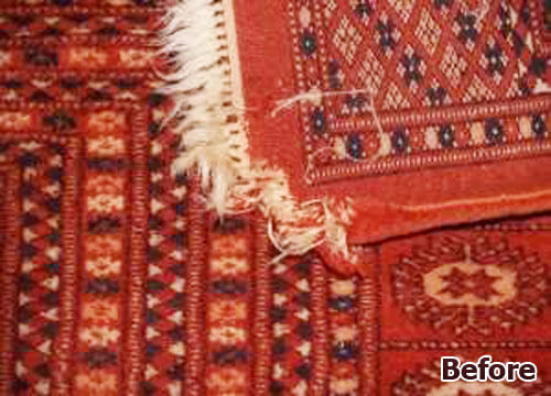Exceptional North San Diego Rug Repairs ...