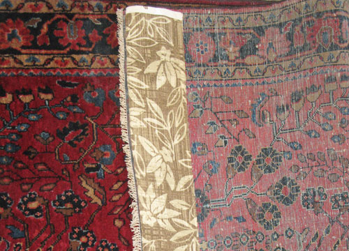Persian Rugs Repair & Attachment